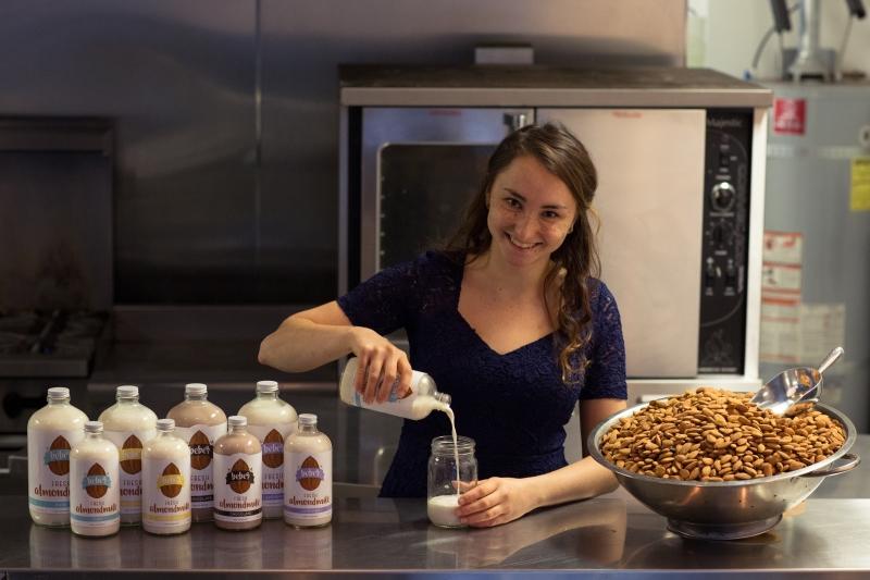 Beber founder Arielle Danan   (Photo credit: Emily Teague)