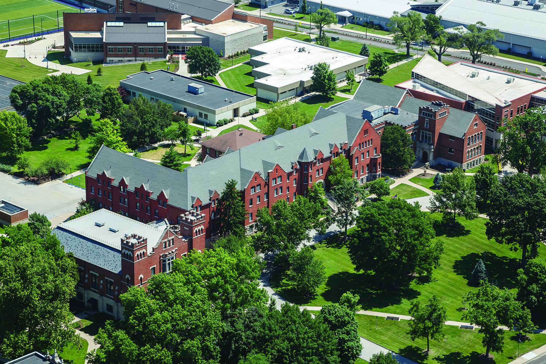 Main campus in Columbia, Missouri