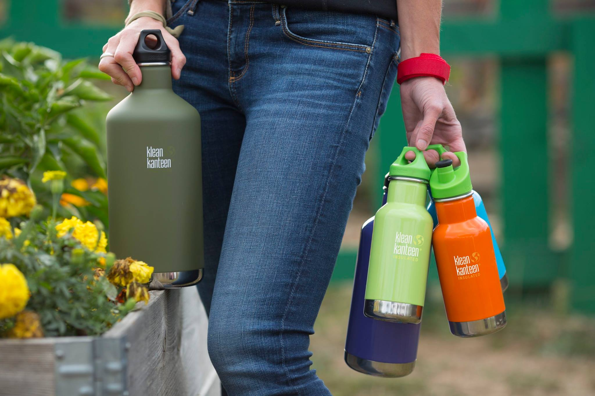 Klean Kanteen reduces plastic waste throughout the world