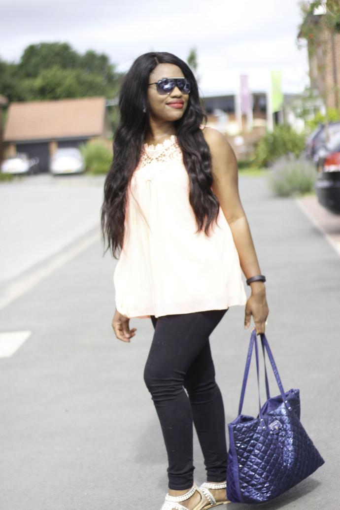 Black British Beauty Blogger