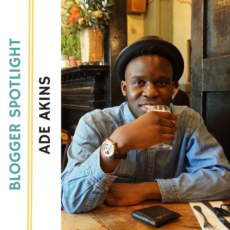 black male bloggers uk