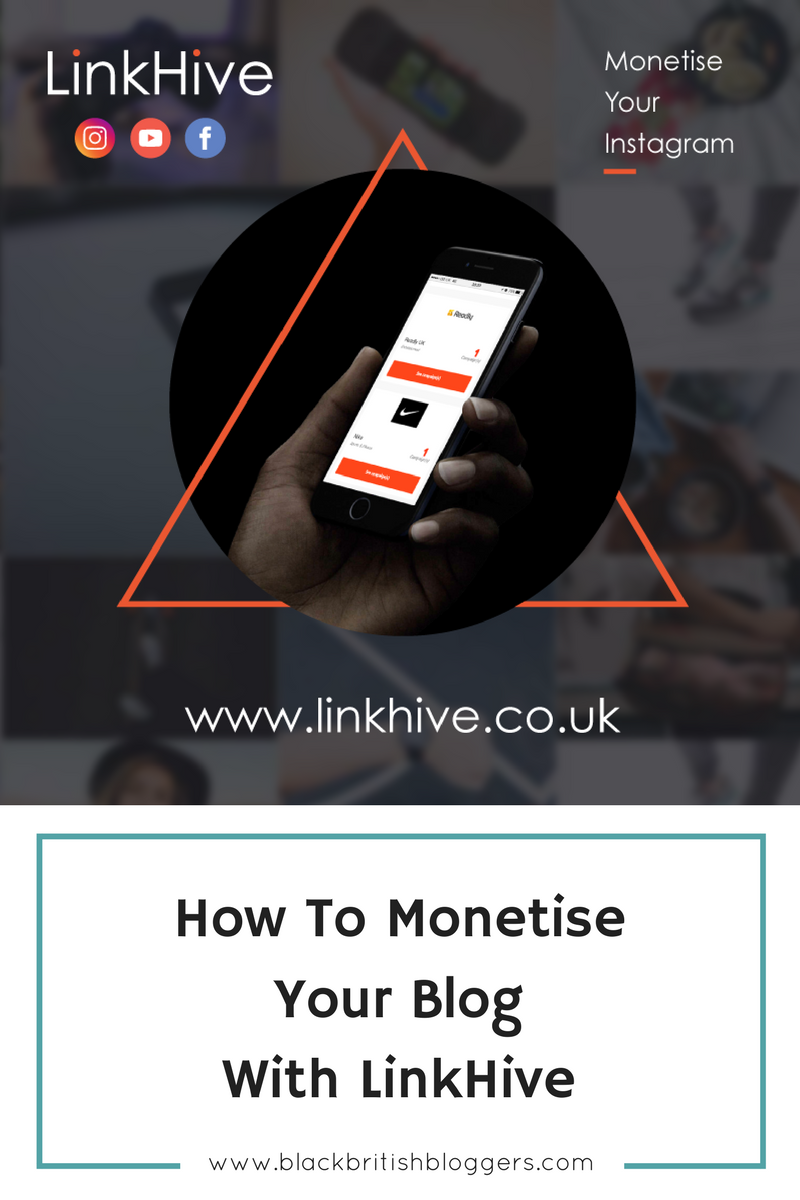 monetise blog linkhive