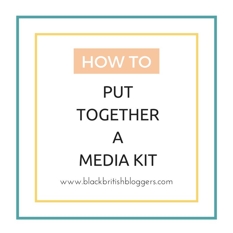 how to media kit