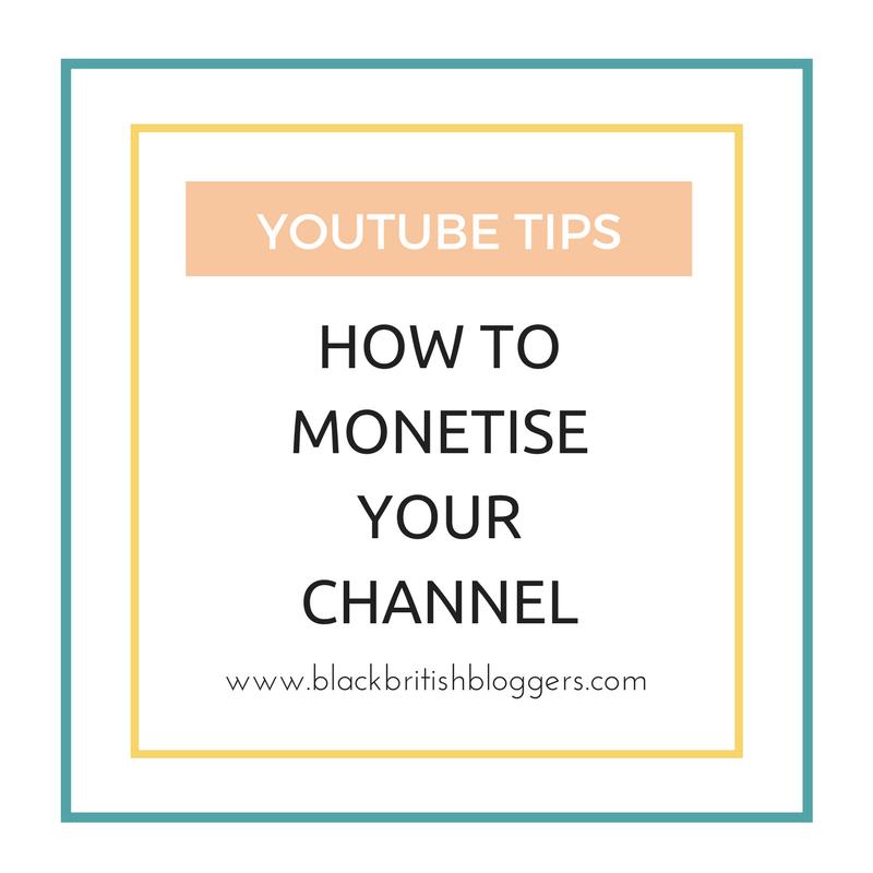 monetise youtube