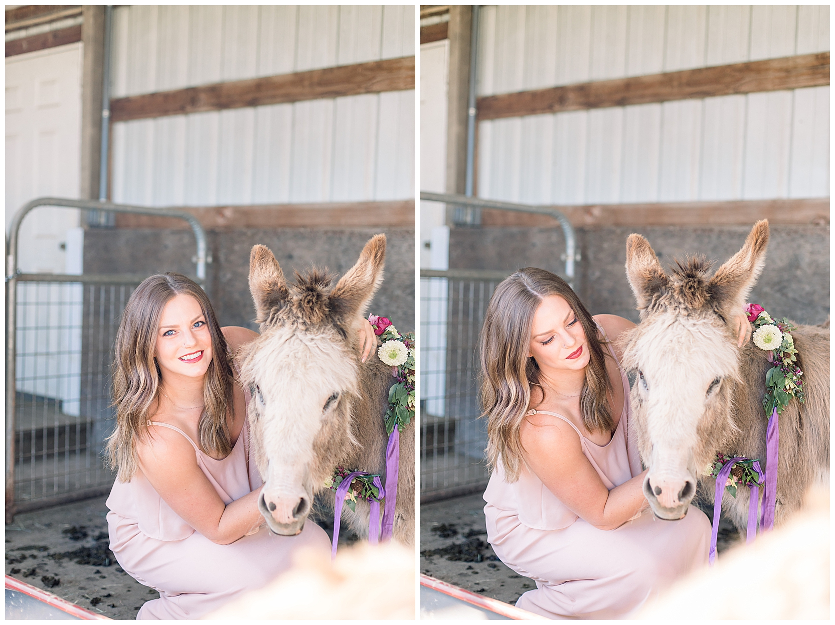jessicafredericks_st petersburg_wedding_photographer_bridesmaid_farm_donkey_flower crown_inspo_0011.jpg