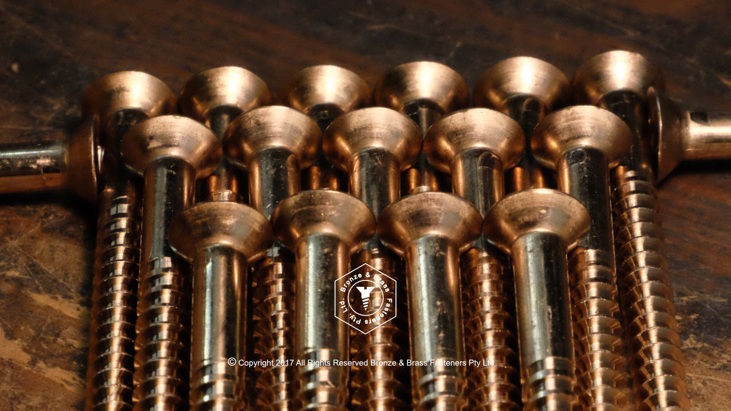 Bronze & Brass Fasteners  - New Zealand - Products