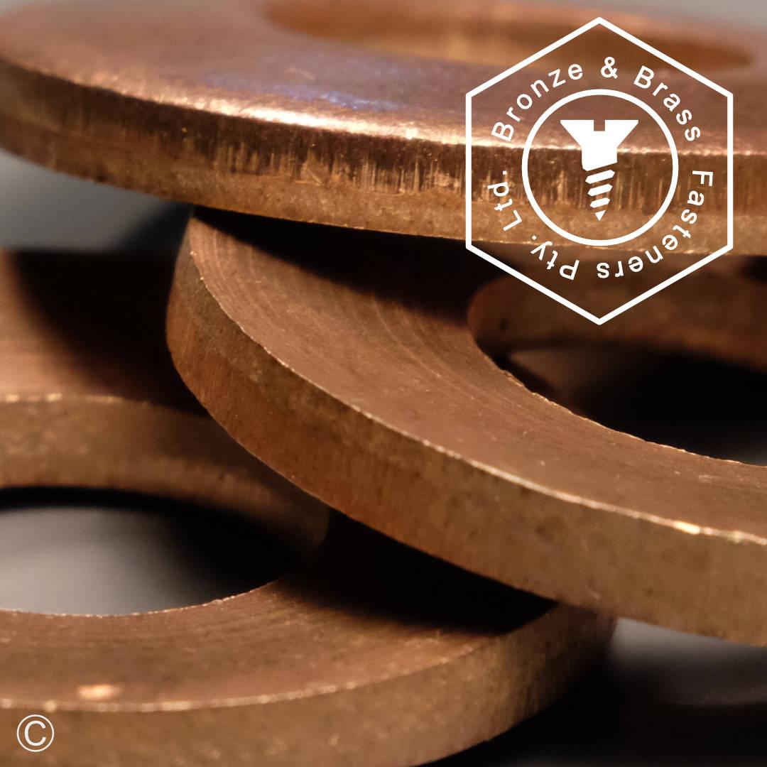 Silicon Bronze Belleville Washer