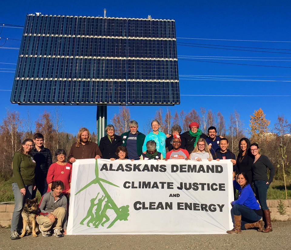 Renewable Energy Working Group General Meeting, 2016
