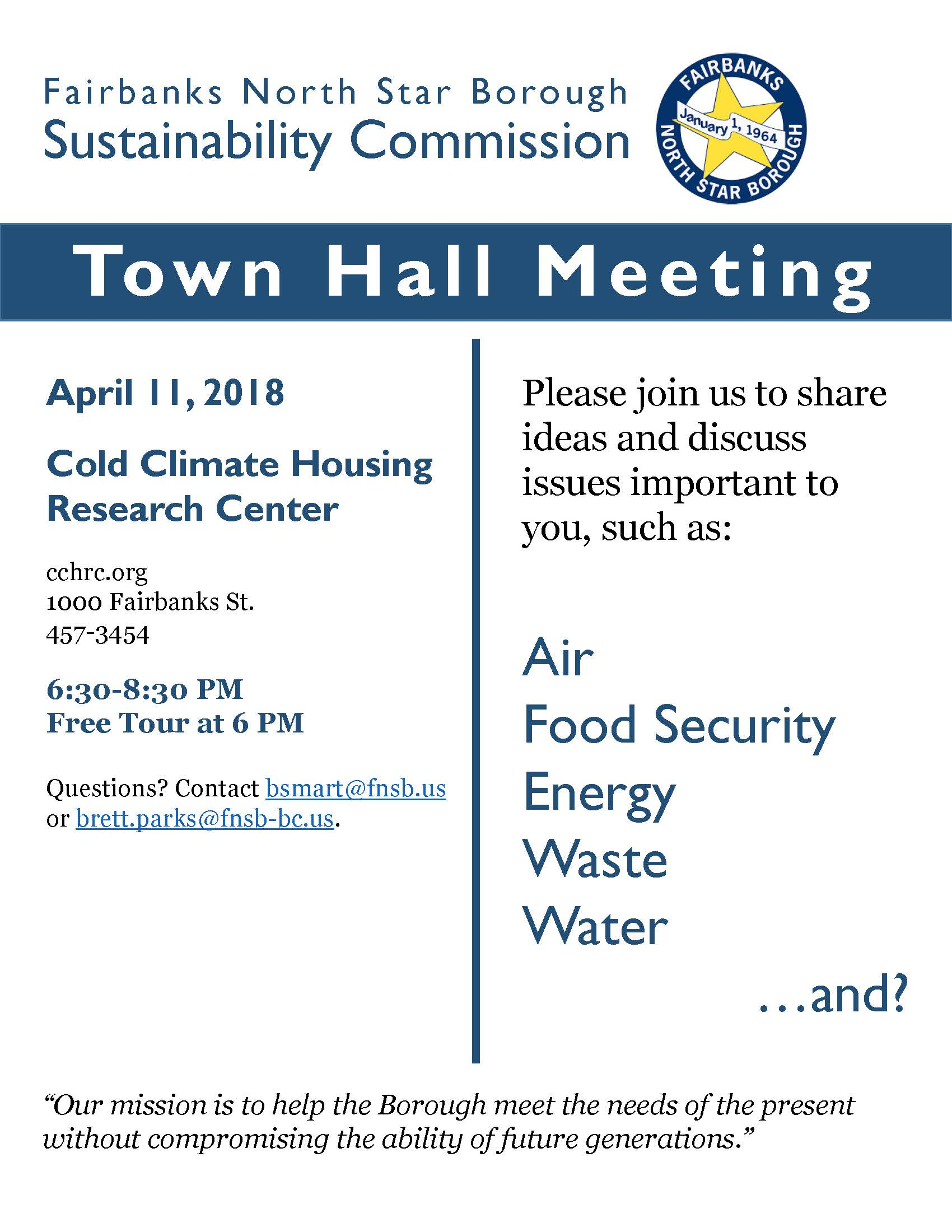 Sustainability Commission Town Hall Flyer.jpg