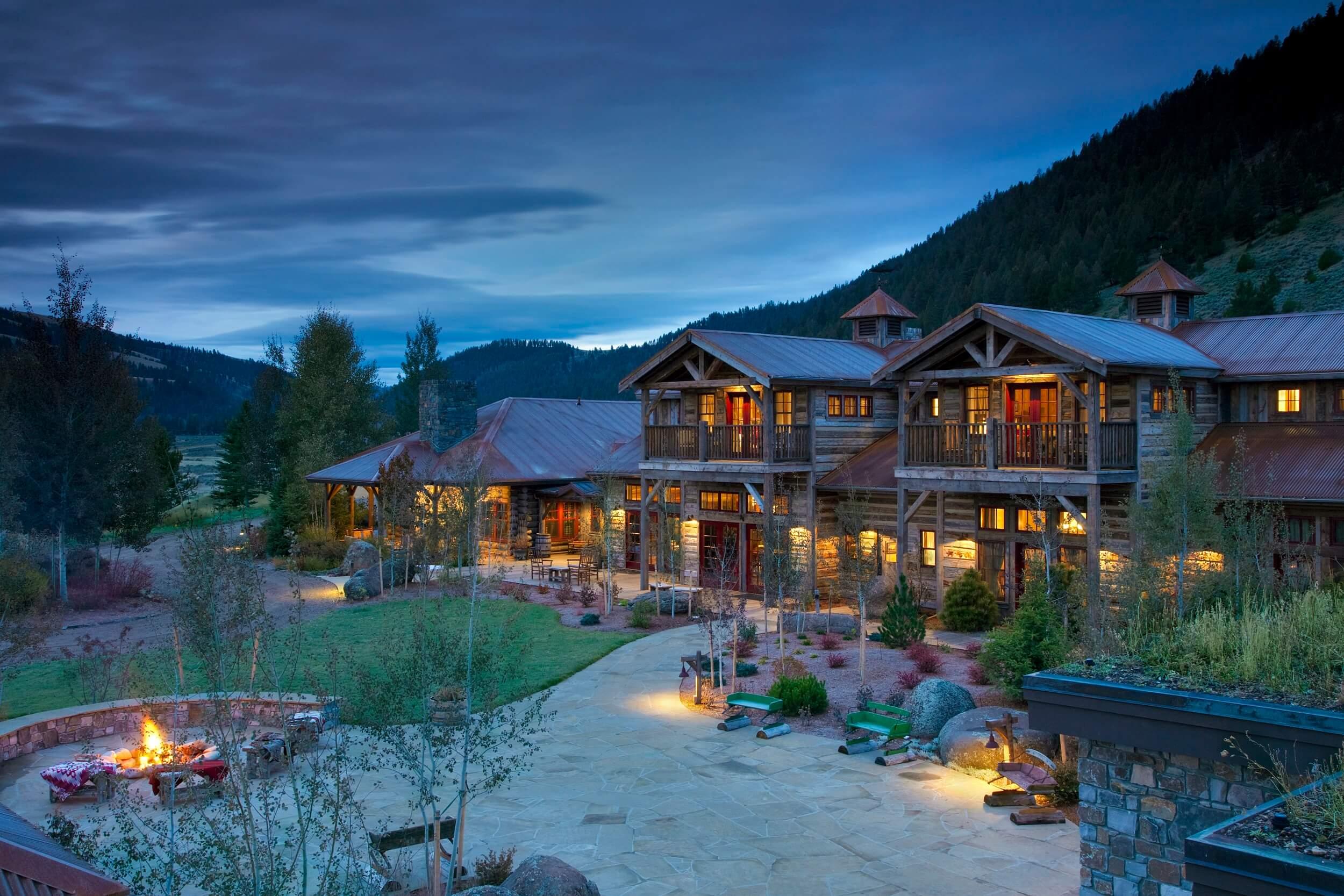 Photos credit: Ranch At Rock Creek