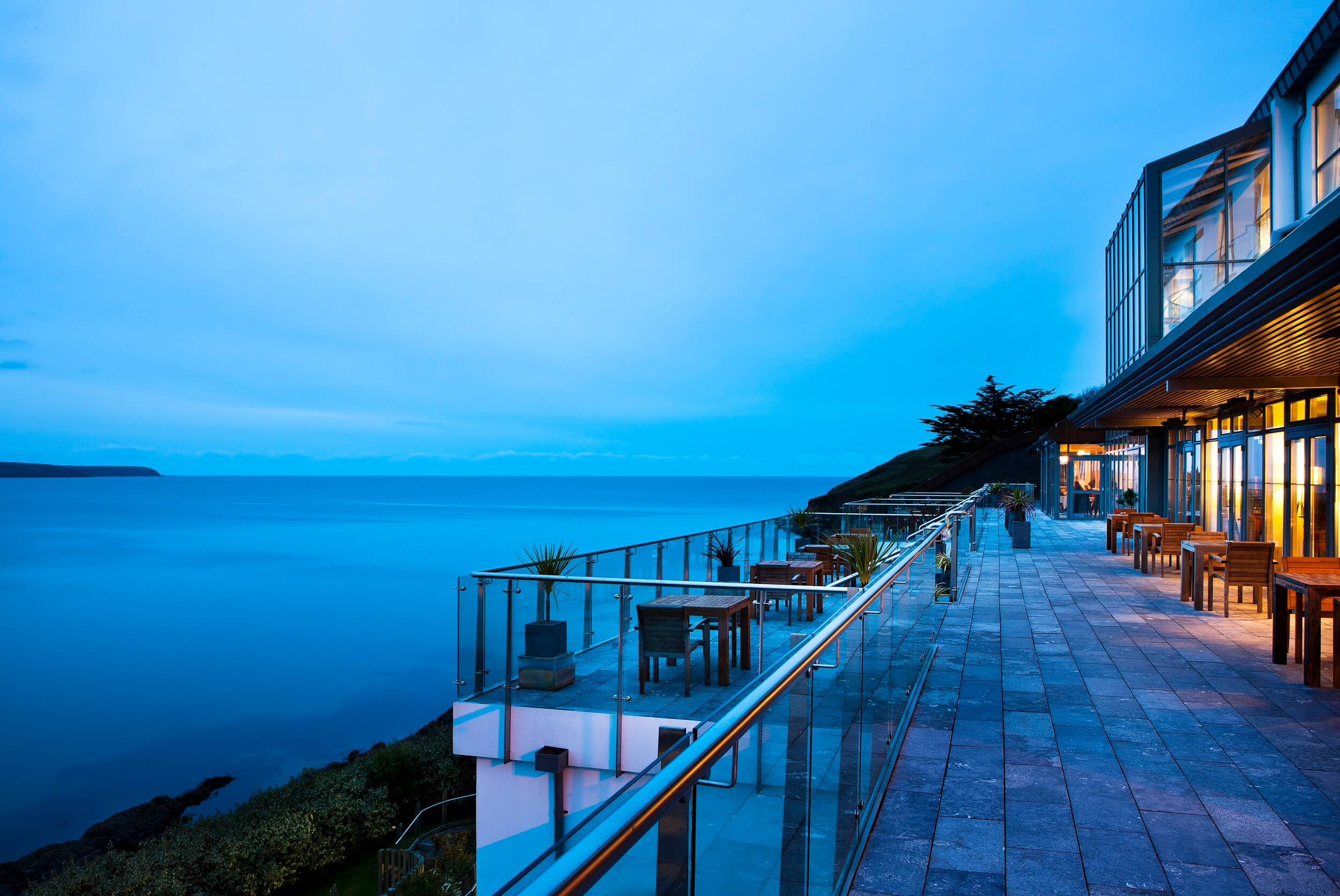 PHOTOS BY: Cliff House Hotel