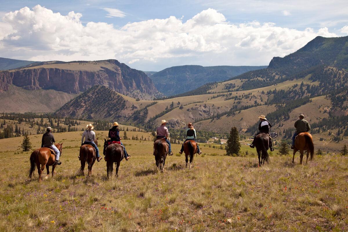 Riding Wild Flower Mesa at 4UR Ranch.jpg