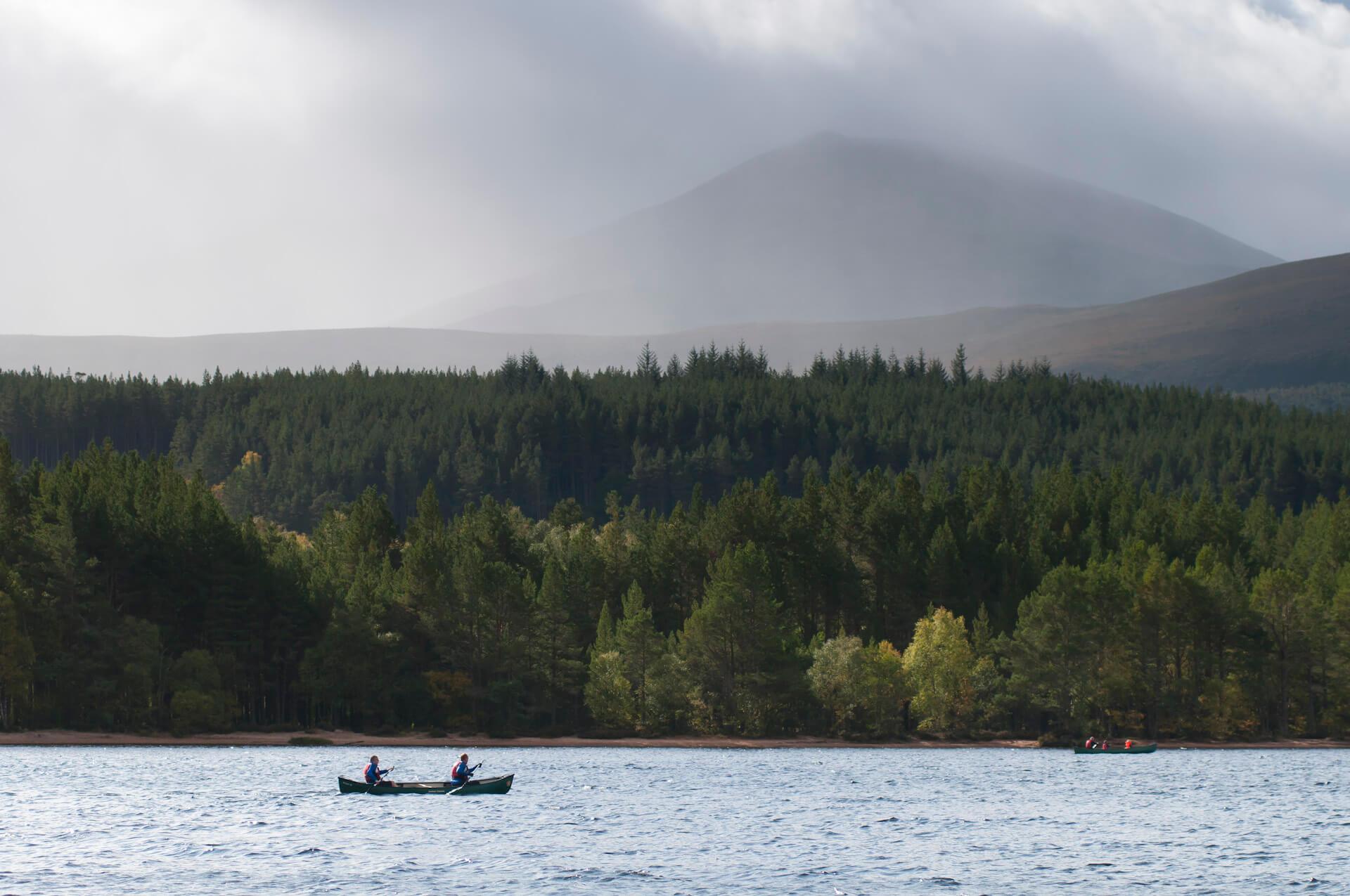 Canoe - Loch Morlich 2.jpg