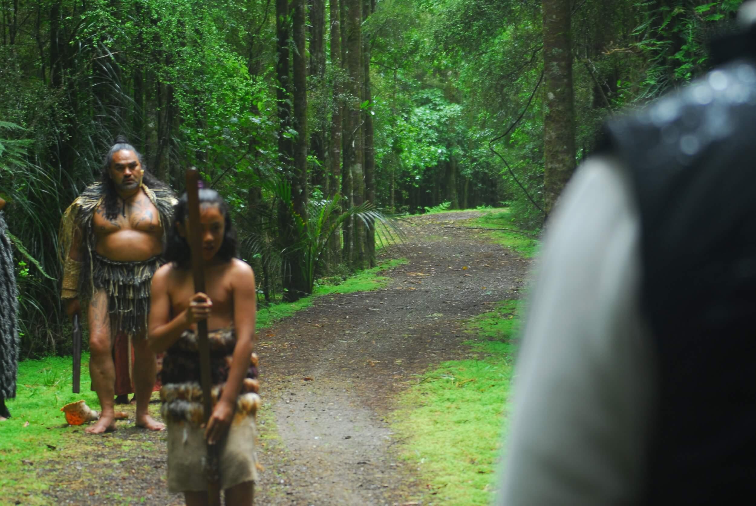 Maori welcome Bay of Islands.JPG