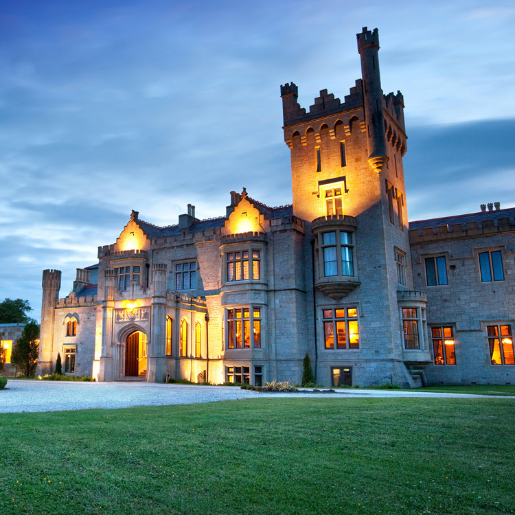 Photo of Solid Lough Eske Castle | Donegal, Ireland