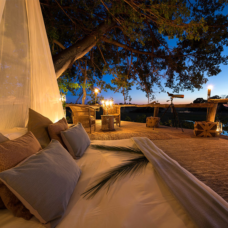 Tubu Tree Camp | Botswana