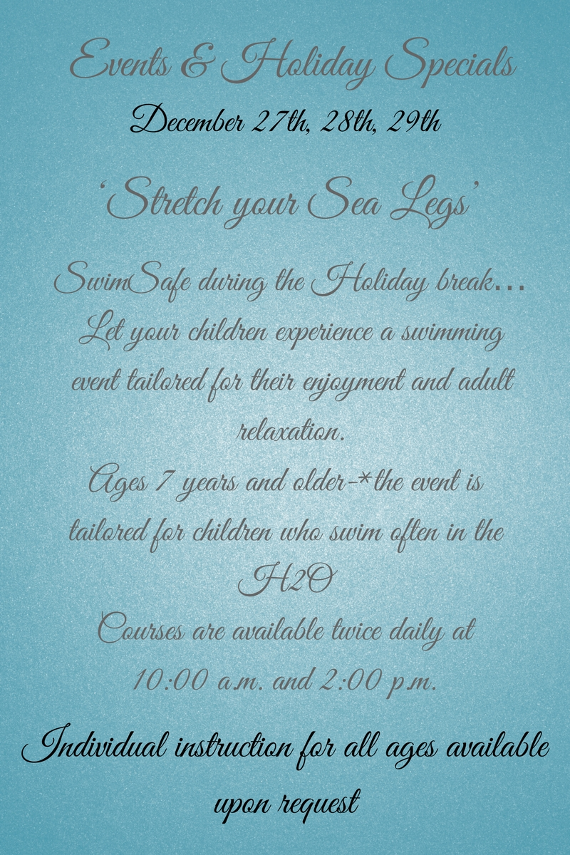 events and holiday specials