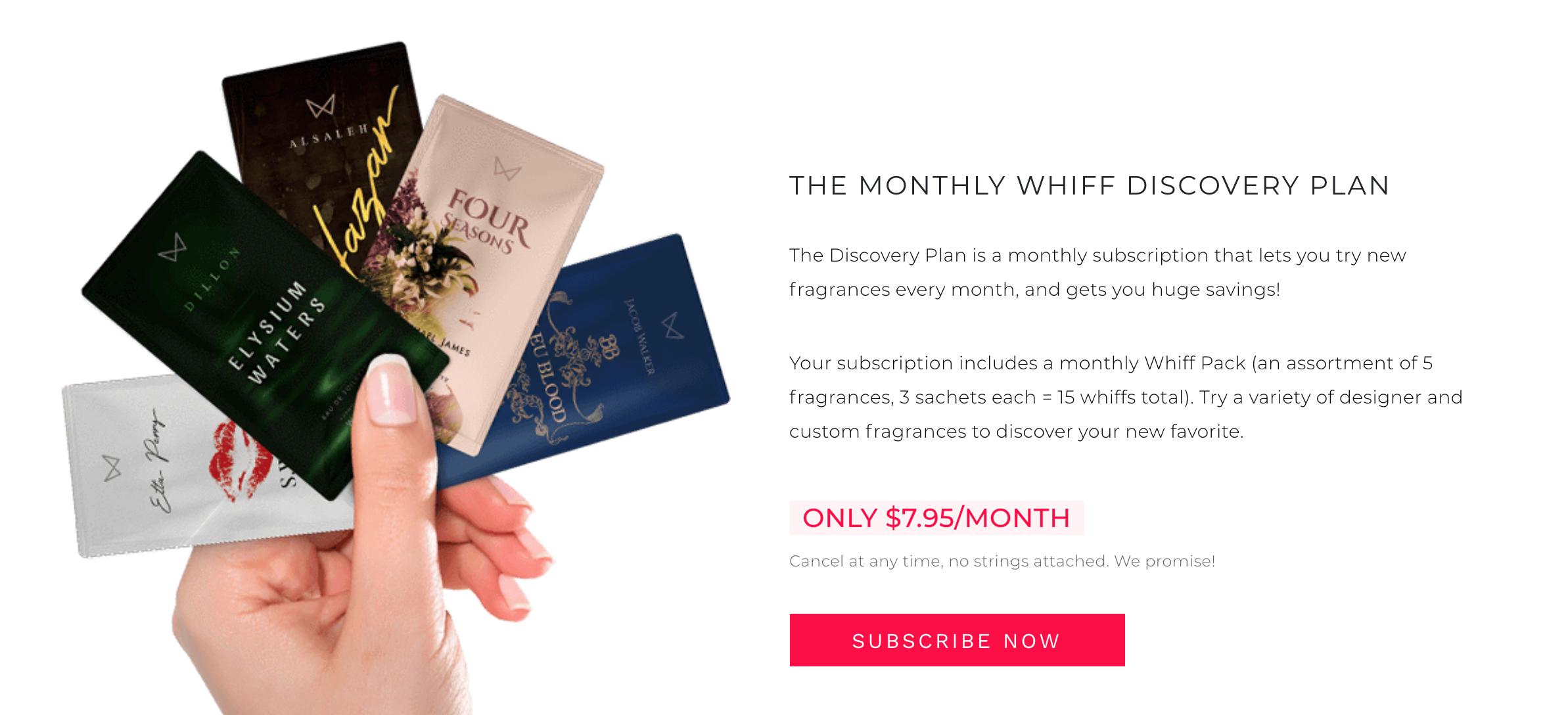 Whiff.com Website