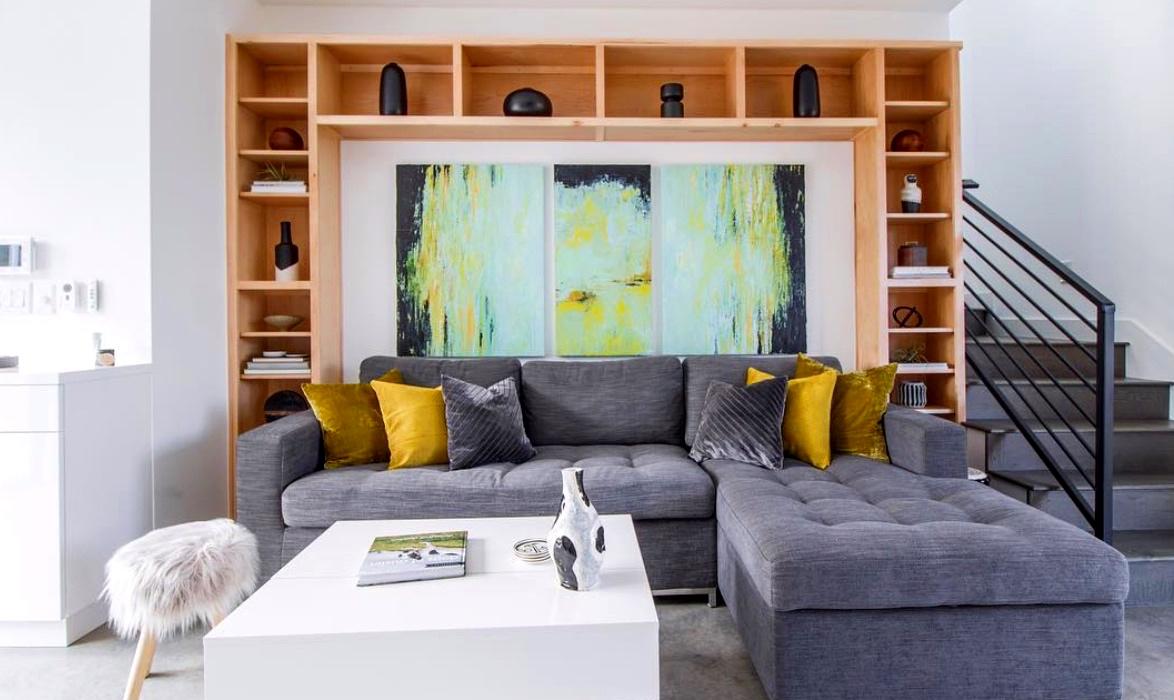 Modern Homes Tour 2019 installation