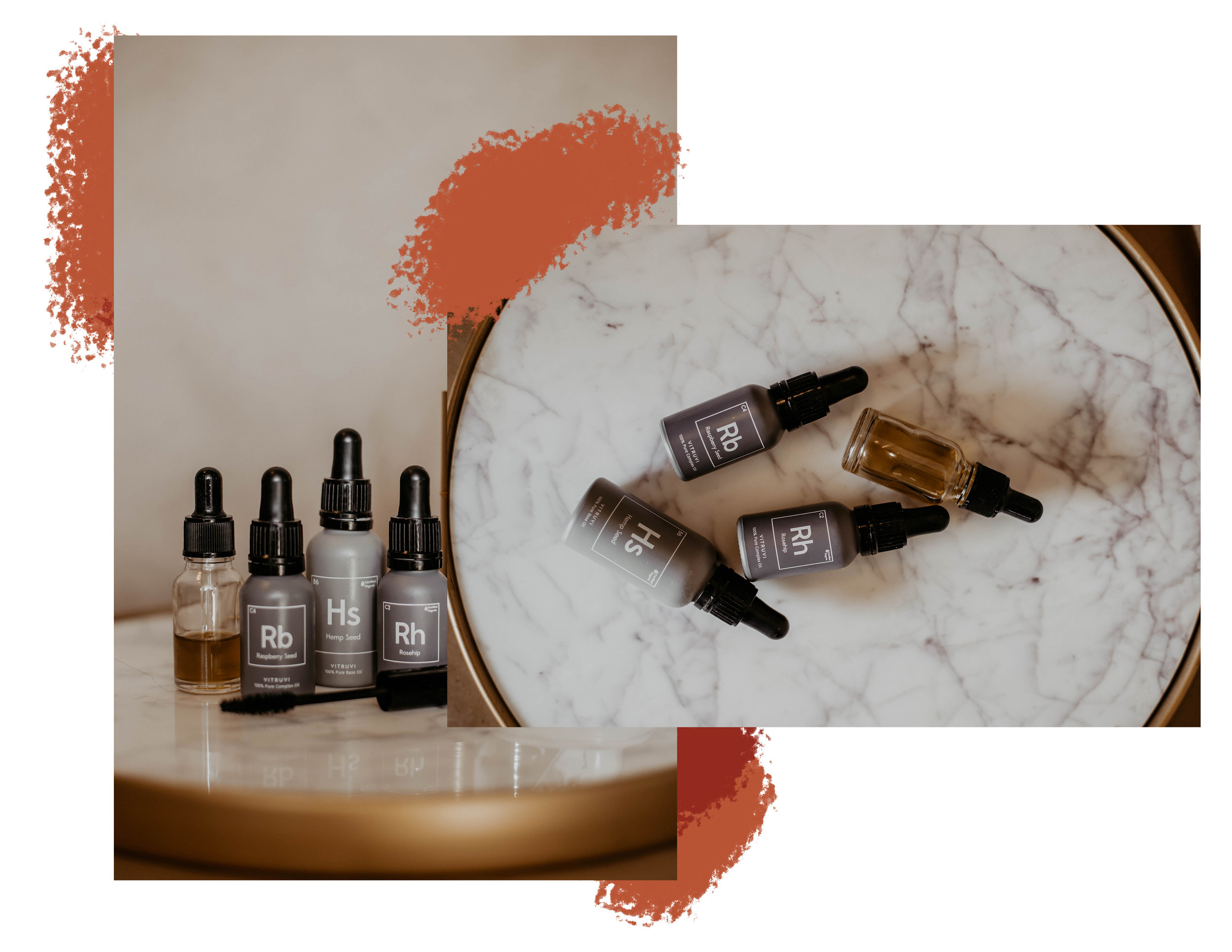 Vitruvi Skincare - Collaborating with Vitruvi has been so lovely for multiple reasons. Beyond their aesthetically conscious and wellness-focused diffuser designs, they also have a dynamic skincare line that has given my skin that extra moisture that it needed throughout the winter months.