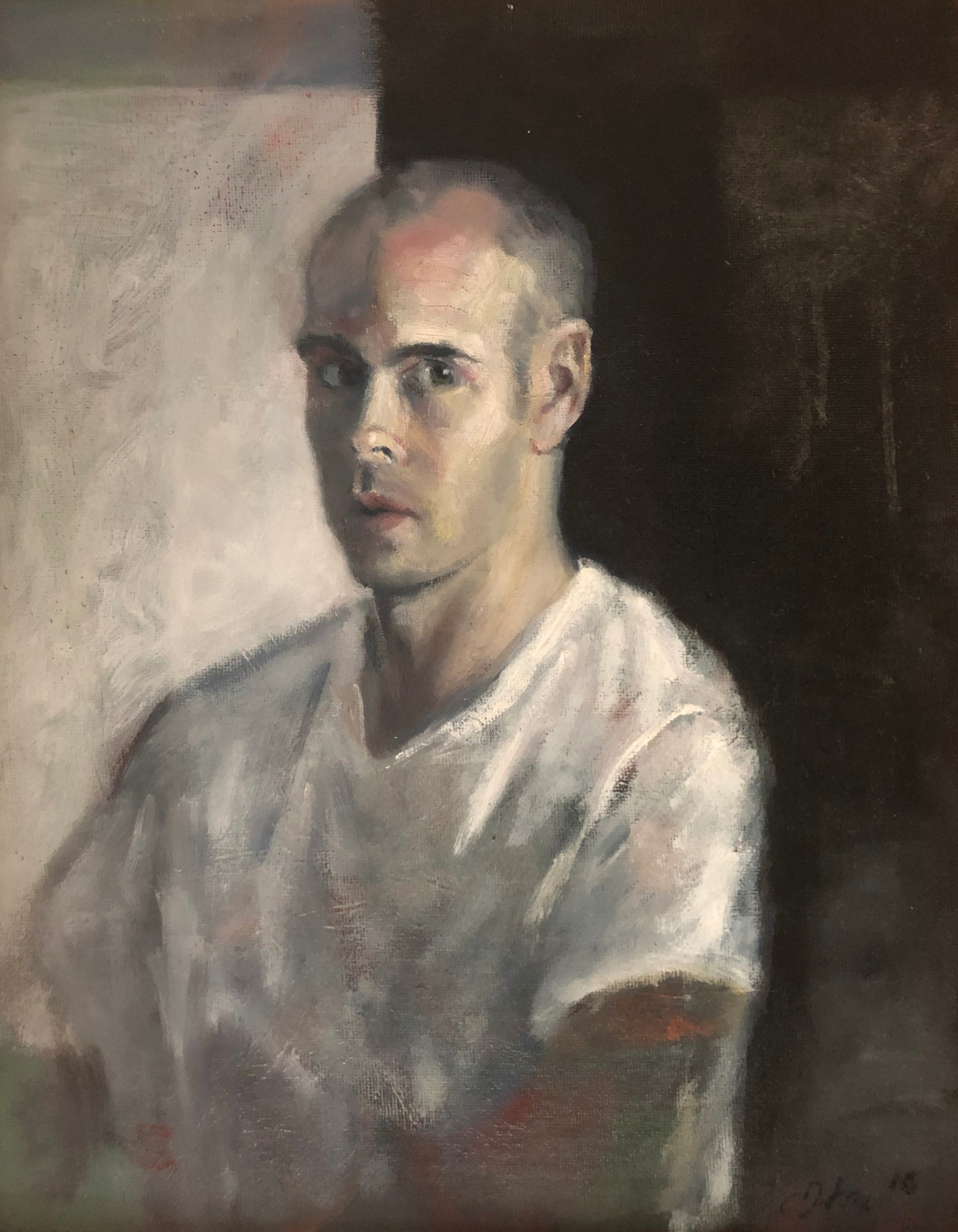 Self portrait, 2010