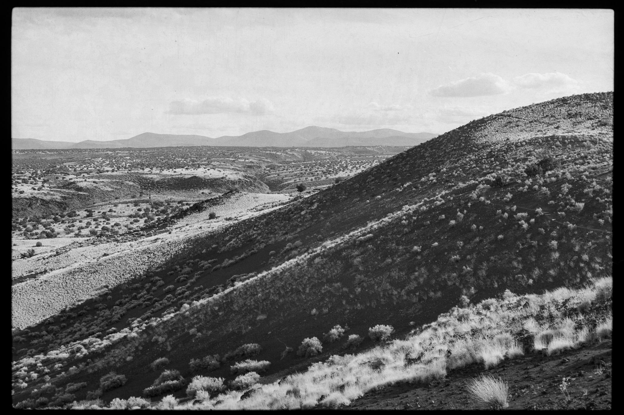 Terrain around Doney Mountain, Coconino County, Arizona