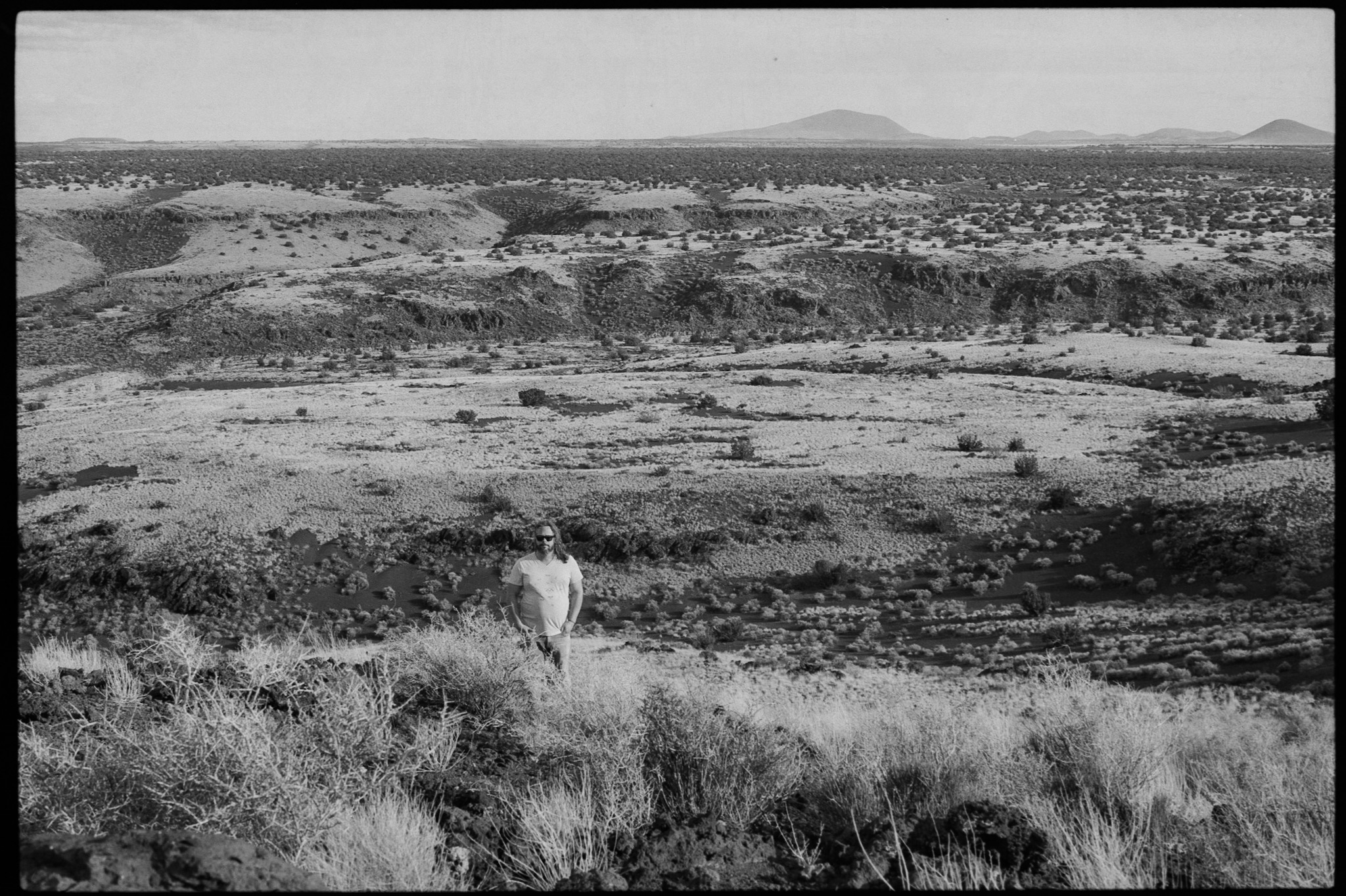 Open terrain in Coconino County, Arizona