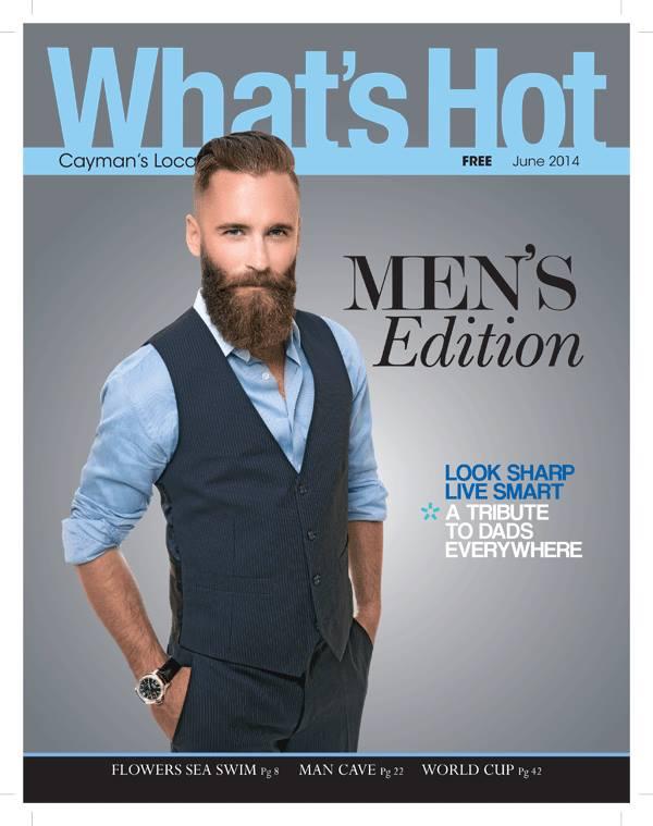 What's Hot Magazine - Men's Edition, June 2013