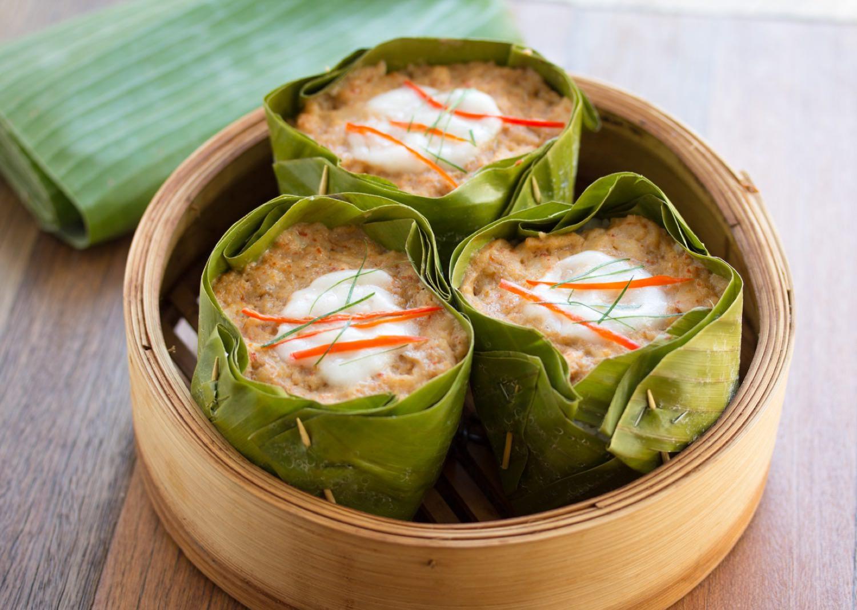 Fish Amok - Photo credit Asian Street Food
