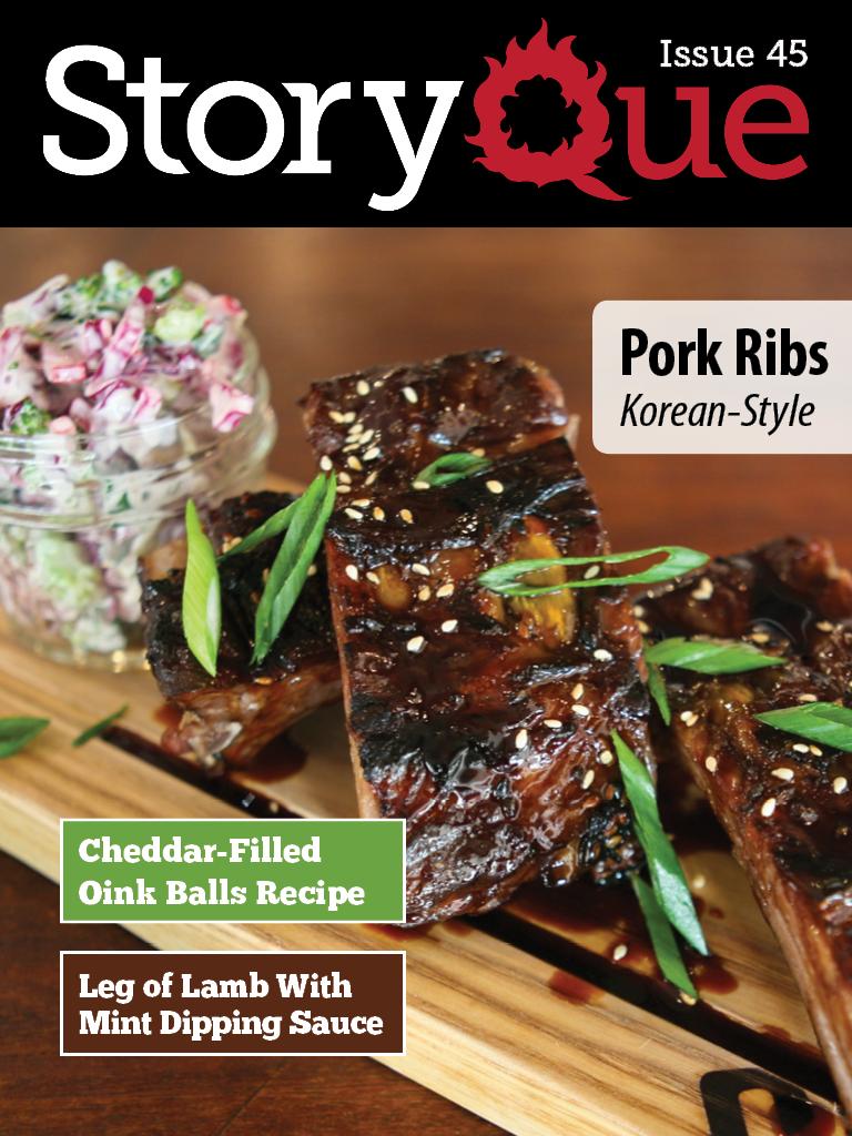 - This recipe originally appeared in StoryQue Magazine issue #45.