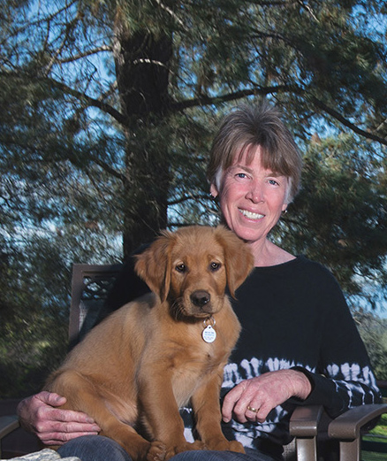 Cathy Ochs, founder of IMPAA and owner of redding integrative medicine in redding, california.