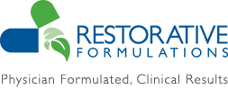 restorative formulations logo.