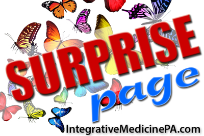 Click here to go to integrative medicine Surprise Page .