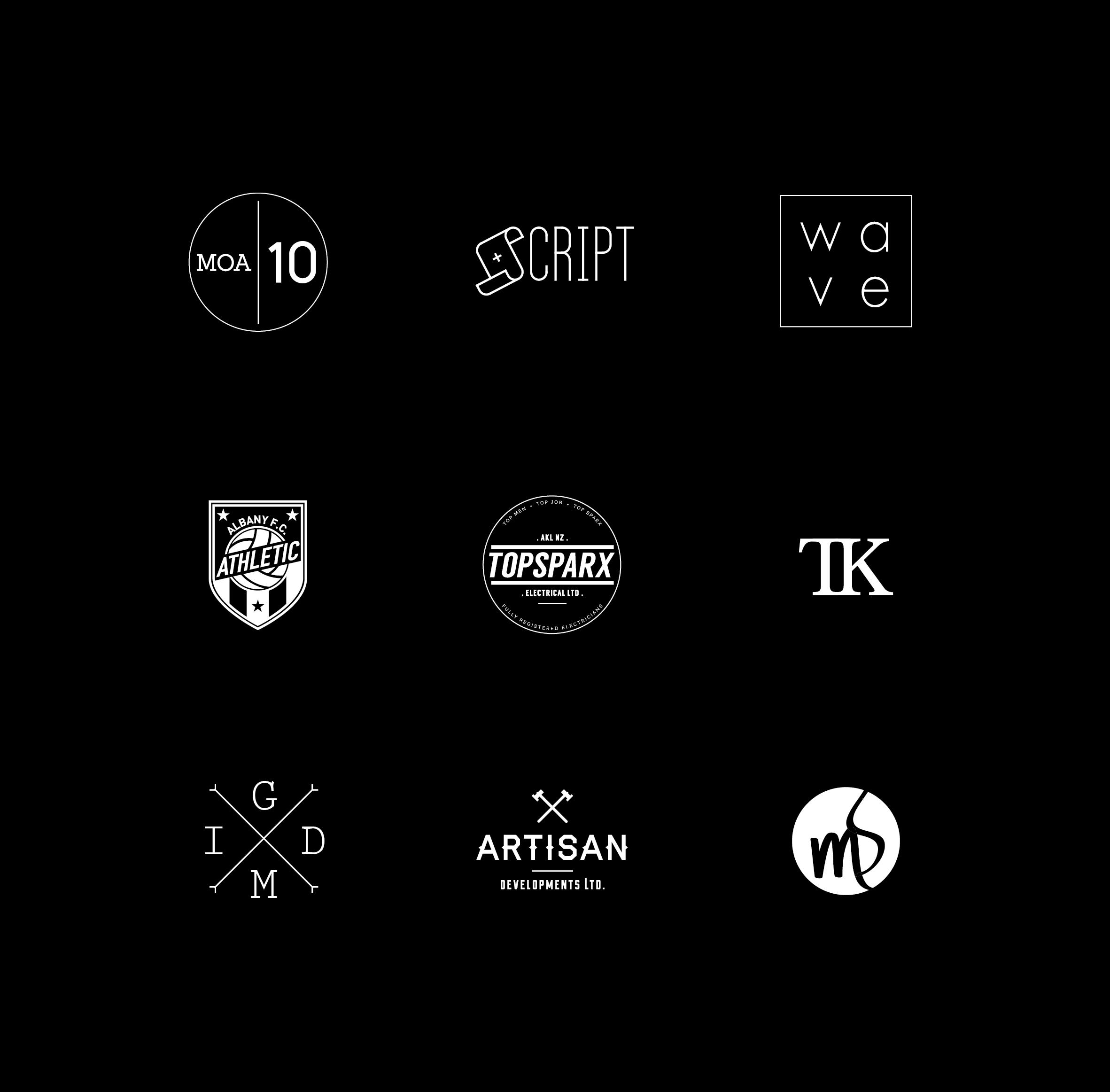 logo graphic brand design