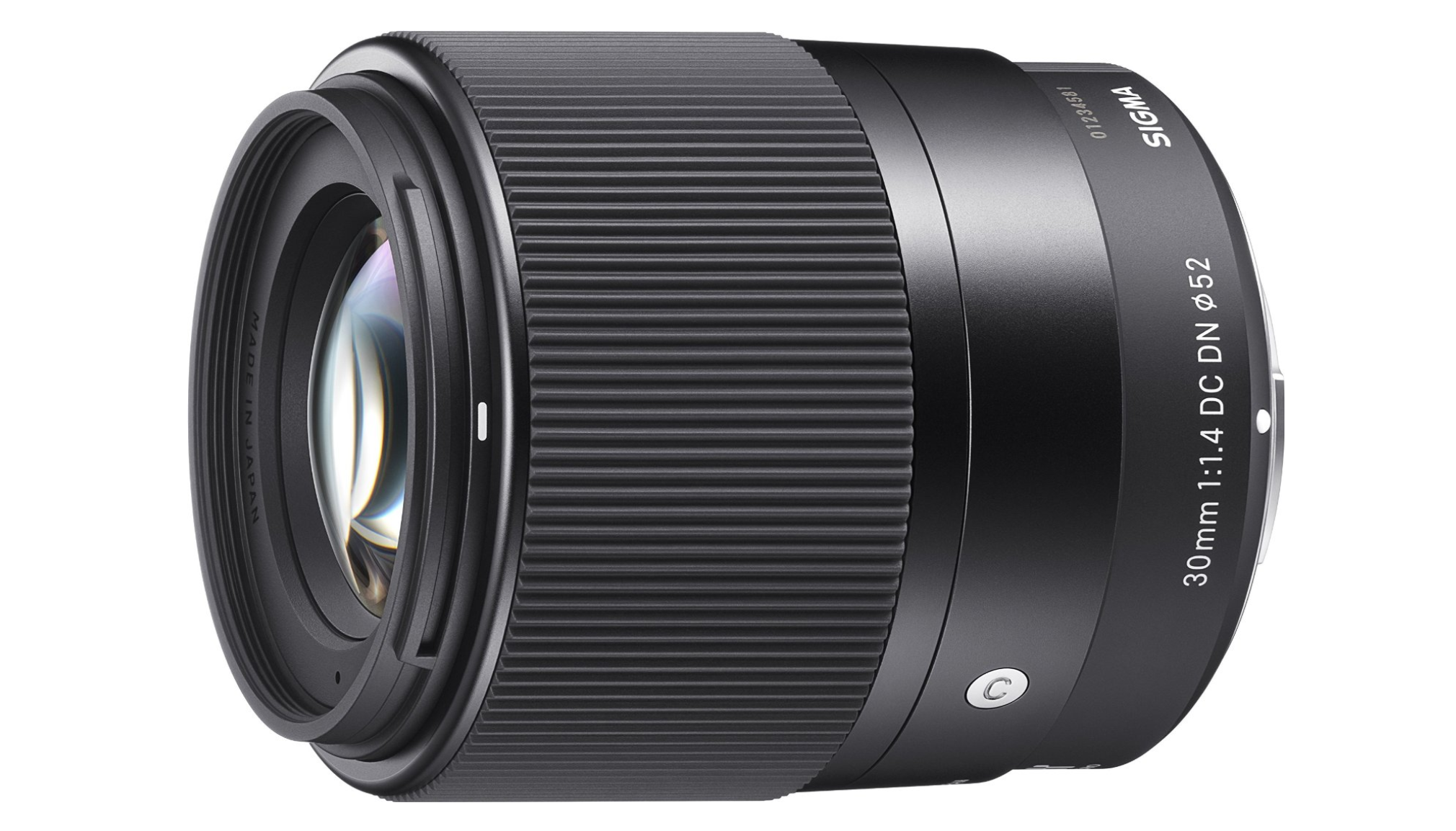 Sigma 30mm f/1.4 -