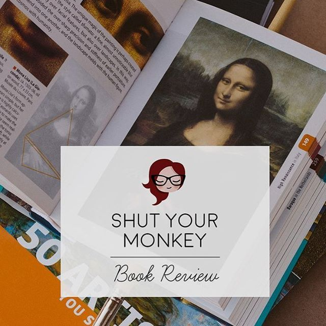 Creatives! Are you looking for a new book to read? An instant confidence booster, perhaps? Check out the newest post over on the blog! Link in profile. #abirdofpassage #shutyourmonkey #reading #books