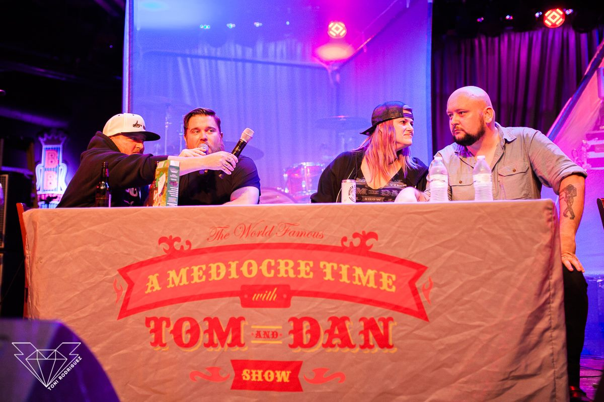 A Mediocre Time with Tom and Dan Show at BB Kings.jpg