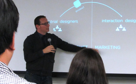 Jod Kaftan, Group Design Director at Fjord Los Angeles
