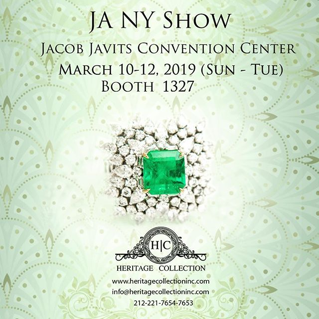New Collection to be launched at the JA New York Show.... book your appointments.  #diamonds #ring #emerald #emeraldring #columbianemerald #highjewelry #highjewellery #jany #finejewelry #cocktailring #royal #luxurylifestyle