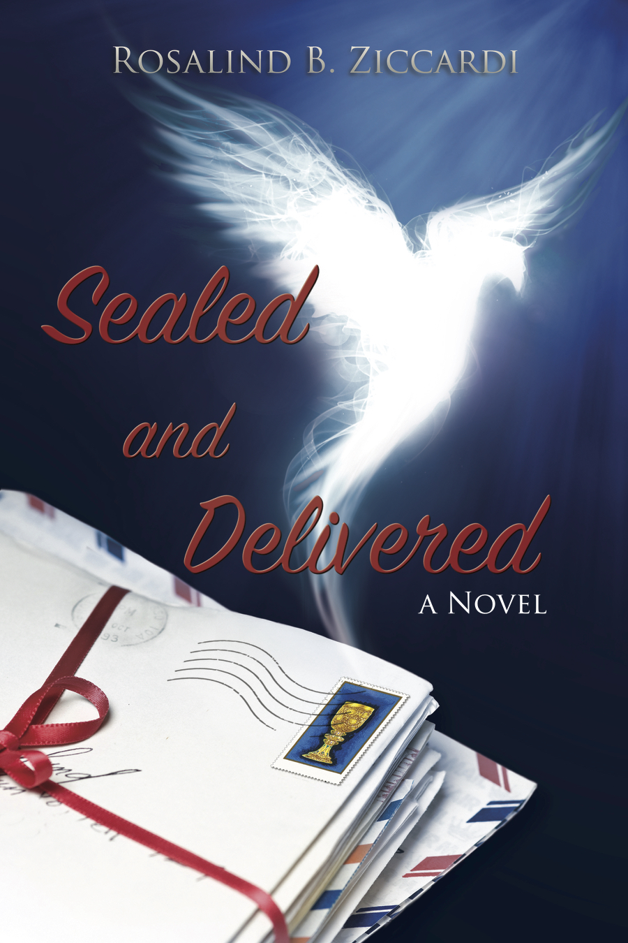 Sealed and Delivered Book Cover