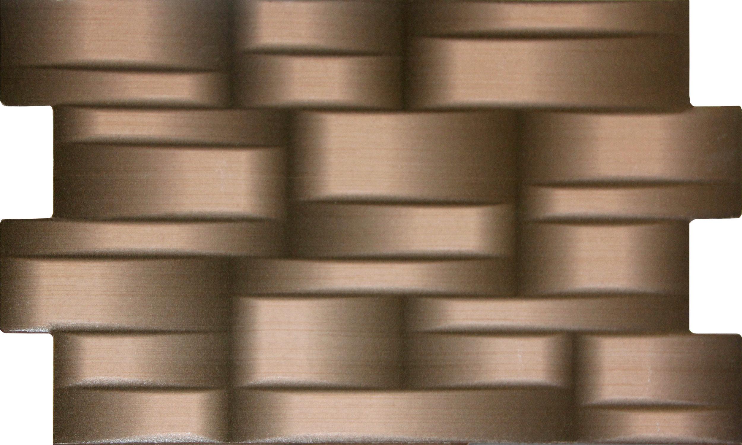Mecanic 3D Copper · 33x55