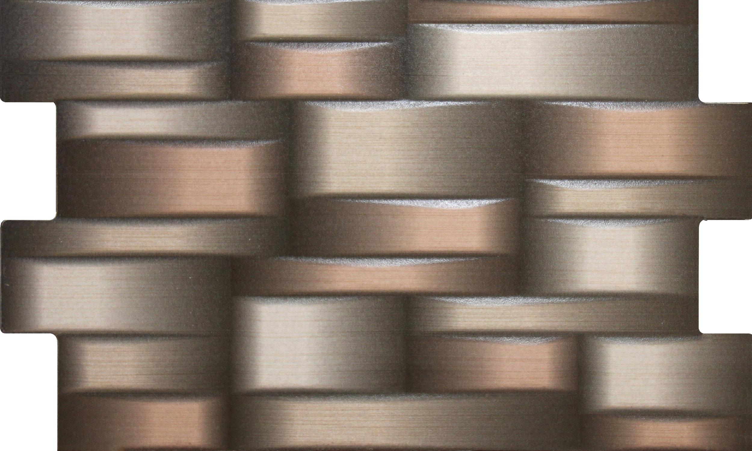Mecanic 3D Gold Mix · 33x55