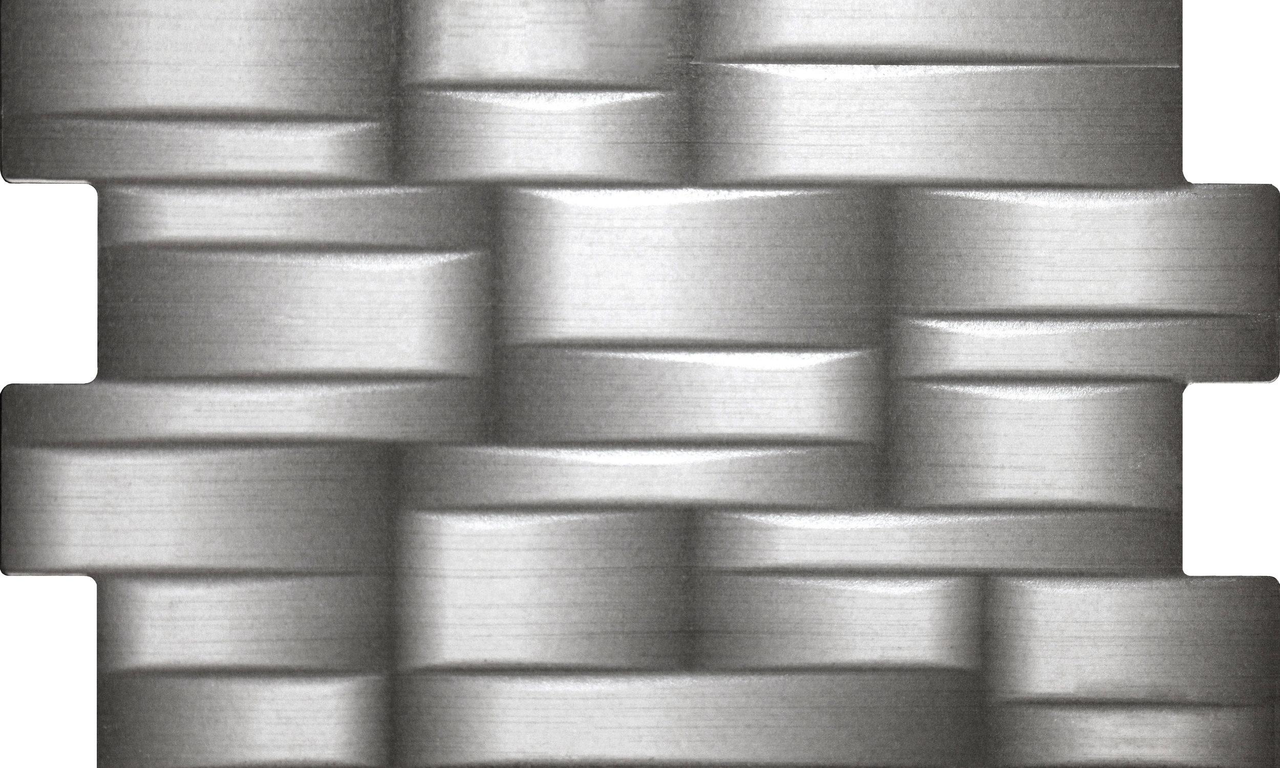Mecanic 3D Silver · 33x55