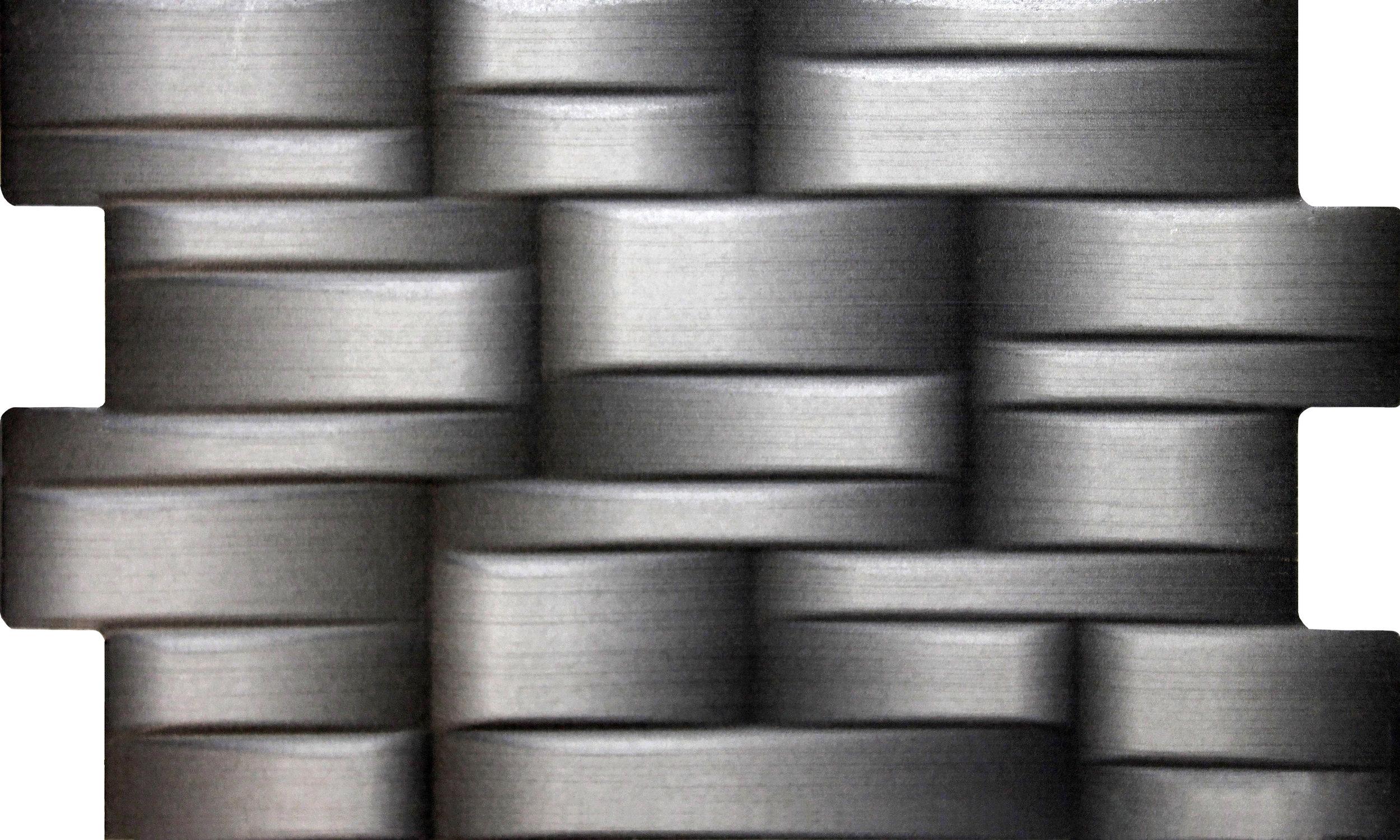 Mecanic 3D Steel · 33x55