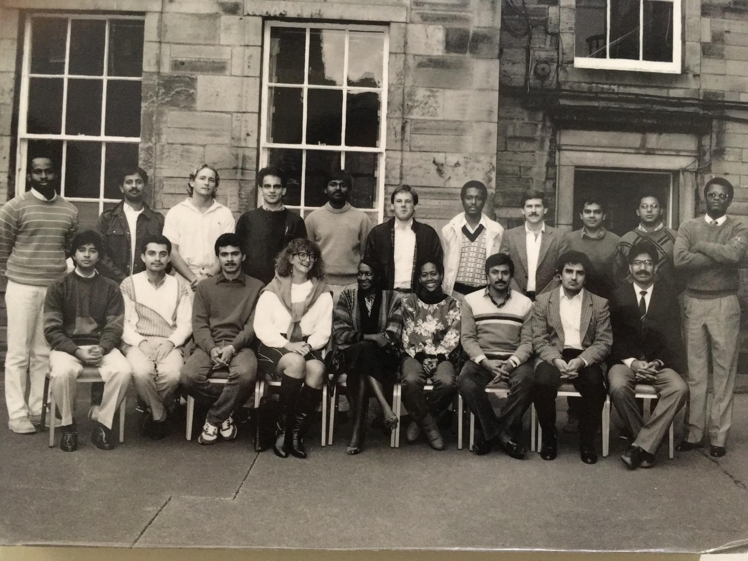 ROYAL COLLEGE OF SURGEONS OF EDINBURGH 1988-89