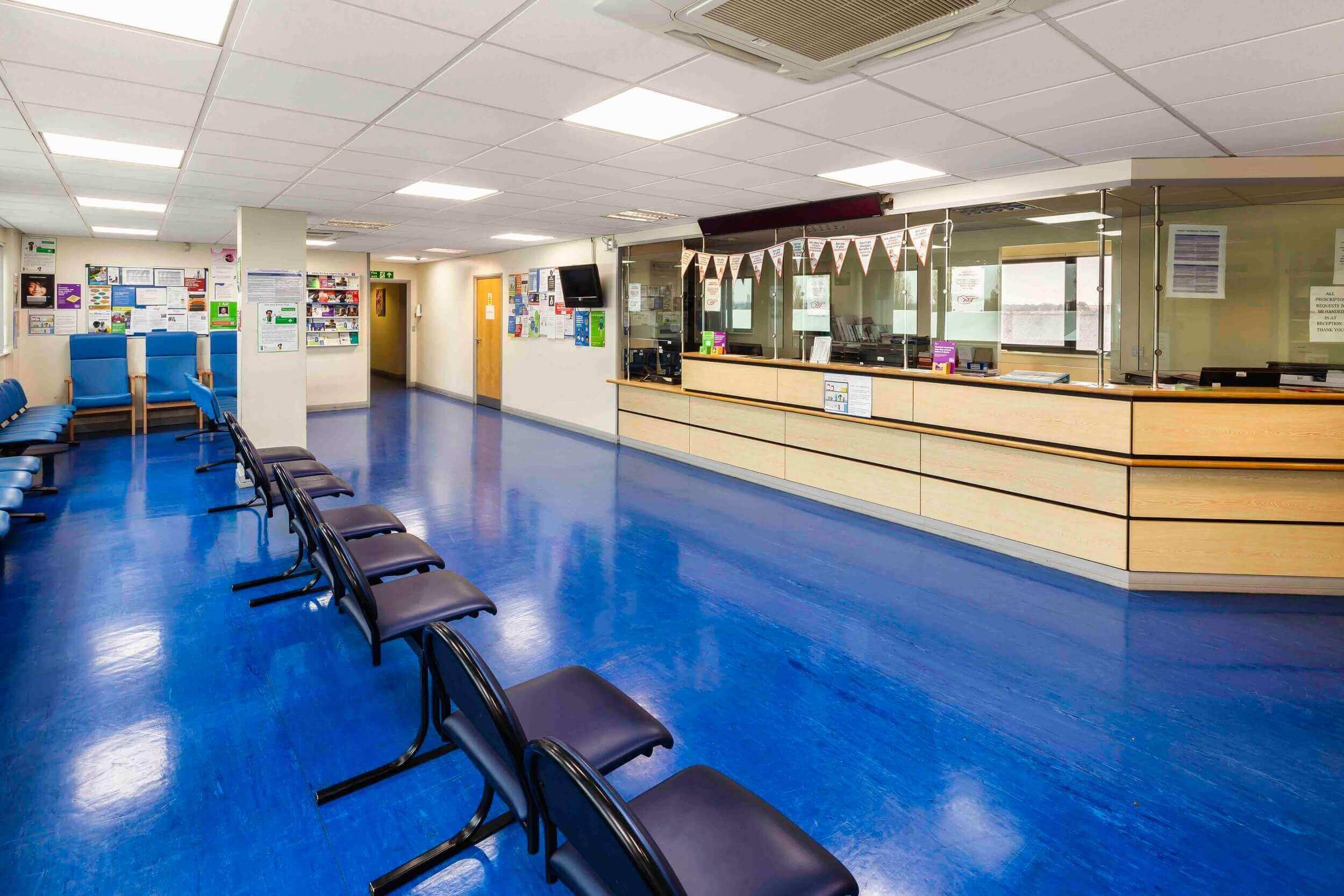 London Circumcision Centre Leyton Reception2.jpg