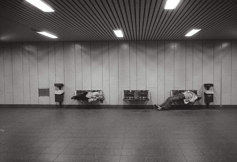 U-Bahn Ebene