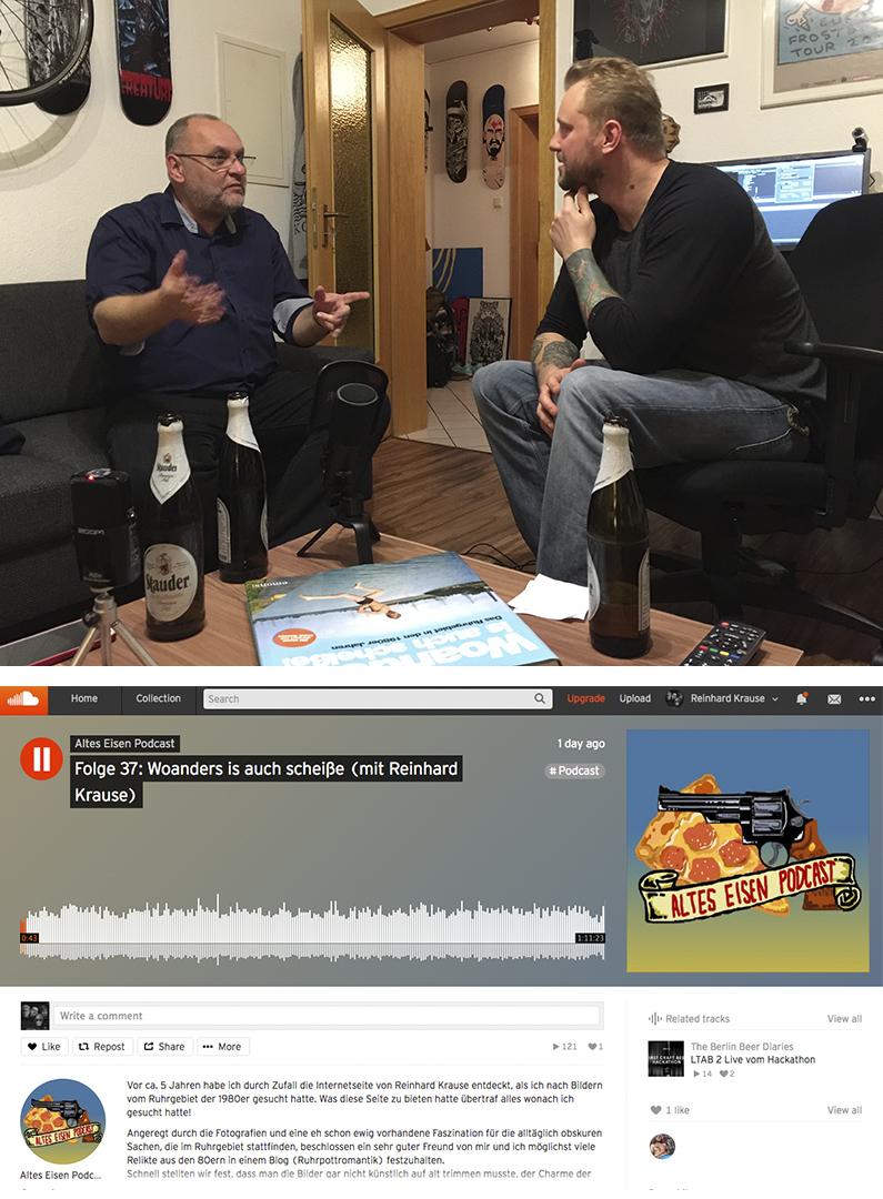 Altes Eisen Podcast - Oktober 2017