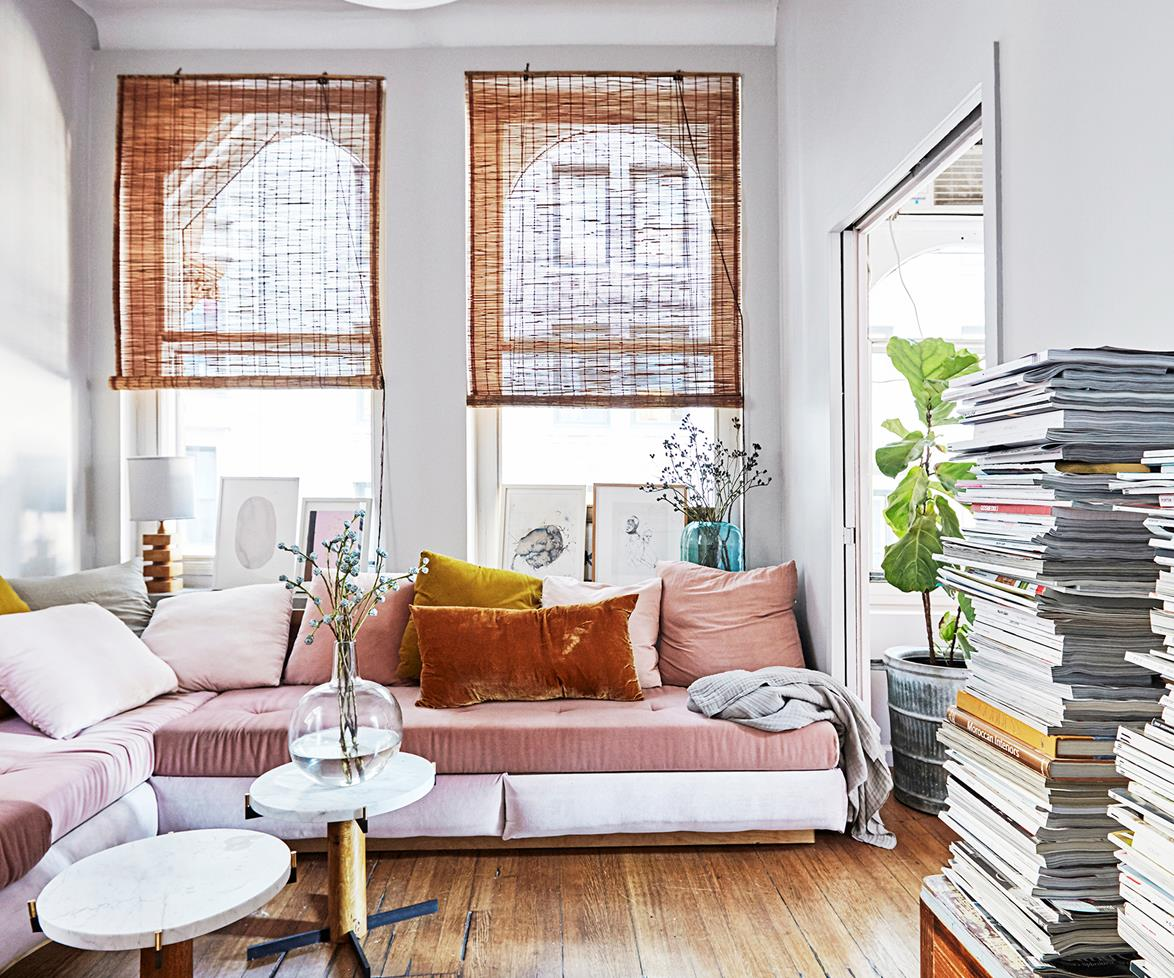Classic New York Loft from Homes To Love.