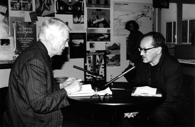 Alexander Kluge i Heiner Müller